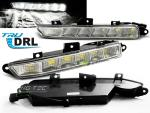 Paire Daylight DRL led Mercedes classe E W212 2009 a 2013 AMG