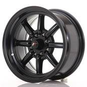 "Jante JAPAN RACING JR19 14"" x 7"" 4x100 4x114,3 ET 0 Black"