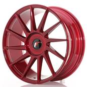 "Jante JAPAN RACING JR22 18"" x 7,5"" Multi Perçage ET 35-42 Red"