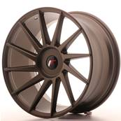 "Jante JAPAN RACING JR22 19"" x 9,5"" Multi Perçage ET 20-40 Bronze"