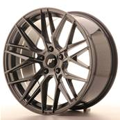 "Jante JAPAN RACING JR28 19"" x 9,5"" 5x112 ET 40 Hiper Black"