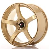 "Jante JAPAN RACING JR32 18"" x 8,5"" 5x100 ET 38 Gold"