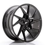 Jante JR Wheels JR33 20x9 ET40-48 5H BLANK Hyper Gray