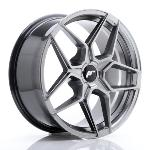 Jante JR Wheels JR34 18x8 ET20-42 5H BLANK Hyper Black