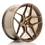 "Jante JAPAN RACING JR34 19"" x 9,5"" Multi Perçage ET 35-40 Bronze"