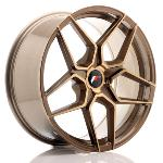 "Jante JAPAN RACING JR34 20"" x 9"" Multi Perçage ET 20-40 Bronze"