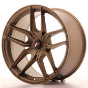 "Jante JAPAN RACING JR25 19"" x 9,5"" Multi Perçage ET 20-40 Bronze"