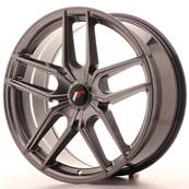 "Jante JAPAN RACING JR25 20"" x 8,5"" Multi Perçage ET 20-40 Hiper Black"
