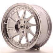 "Jante JAPAN RACING JR26 18"" x 8,5"" 5x100 ET 35 Machined Face Silver"