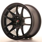 "Jante JAPAN RACING JR29 15"" x 8"" 4x100 4x108 ET 28 Black"