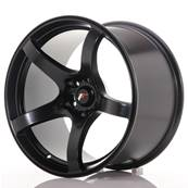 "Jante JAPAN RACING JR32 18"" x 10,5"" 5x120 ET 22 Black"
