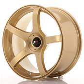 "Jante JAPAN RACING JR32 18"" x 8,5"" Multi Perçage ET 20-38 Gold"