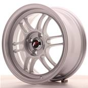 "Jante JAPAN RACING JR7 15"" x 7"" 4x100 ET 38 Silver"