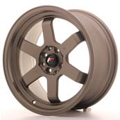 "Jante JAPAN RACING JR12 17"" x 8"" 4x114,3 4x100 ET 33 Bronze"