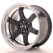 "Jante JAPAN RACING JR12 18"" x 10"" 5x114,3 5x120 ET 0 Black"