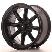 "Jante JAPAN RACING JR19 16"" x 8"" 4x100 4x114,3 ET -20 Black"