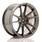 Jante JR Wheels JR21 17x8 ET35 5x100/114 Platinum Red