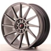 "Jante JAPAN RACING JR22 18"" x 7,5"" 5x114,3 5x112 ET 40 Hiper Black"