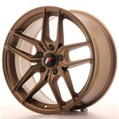 "Jante JAPAN RACING JR25 18"" x 8,5"" 5x120 ET 35 Bronze"
