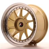 "Jante JAPAN RACING JR26 18"" x 9,5"" Multi Perçage ET 20-40 Gold"