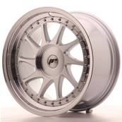 "Jante JAPAN RACING JR26 18"" x 9,5"" Multi Perçage ET 20-40 Machined Face Silver"