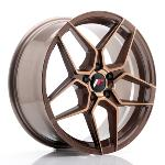 Jante JR Wheels JR34 18x8 ET42 5x112 Platinum Bronze
