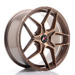 "Jante JAPAN RACING JR34 19"" x 8,5"" Multi Perçage ET 35-40 Bronze"