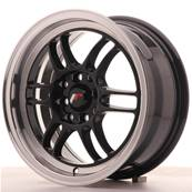 "Jante JAPAN RACING JR7 15"" x 7"" 4x114,3 4x100 ET 38 Black"