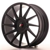 "Jante JAPAN RACING JR22 18"" x 7,5"" Multi Perçage ET 35-42 Black"