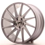 "Jante JAPAN RACING JR22 19"" x 8,5"" 5x112 ET 40 Machined Face Silver"