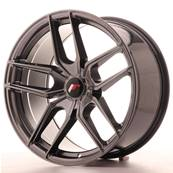 "Jante JAPAN RACING JR25 19"" x 9,5"" Multi Perçage ET 20-40 Hiper Black"