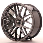 "Jante JAPAN RACING JR28 19"" x 9,5"" Multi Perçage ET 20-40 Hiper Black"