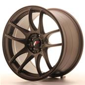 "Jante JAPAN RACING JR29 17"" x 9"" 5x100 5x114,3 ET 35 Bronze"