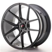 "Jante JAPAN RACING JR30 19"" x 9,5"" 5x112 ET 40 Hiper Black"