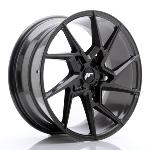 Jante JR Wheels JR33 20x9 ET20-48 5H BLANK Hyper Gray