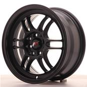 "Jante JAPAN RACING JR7 15"" x 7"" 4x100 4x114,3 ET 38 Black"