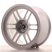 "Jante JAPAN RACING JR7 18"" x 10,5"" Multi Perçage ET 15 Silver"