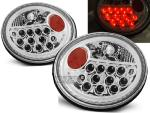 Paire de feux arriere VW New Beetle 98-05 chrome led
