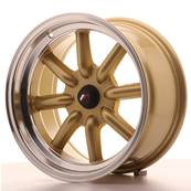 "Jante JAPAN RACING JR19 16"" x 8"" Multi Perçage ET -20-0 Gold"