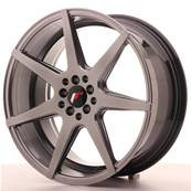 "Jante JAPAN RACING JR20 19"" x 8,5"" 5x120 5x114,3 ET 20 Hiper Black"