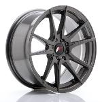 Jante JR Wheels JR21 17x8 ET35 4x100/114 Hyper Gray