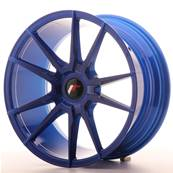"Jante JAPAN RACING JR21 18"" x 8,5"" Multi Perçage ET 40 Blue"