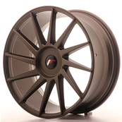 "Jante JAPAN RACING JR22 19"" x 8,5"" Multi Perçage ET 20-40 Bronze"