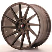 "Jante JAPAN RACING JR22 19"" x 9,5"" Multi Perçage ET 35-40 Bronze"