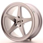 "Jante JAPAN RACING JR24 19"" x 8,5"" 5x120 ET 35 Machined Face Silver"