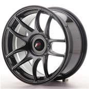 "Jante JAPAN RACING JR29 16"" x 8"" Multi Perçage ET 20-283 Hiper Black"