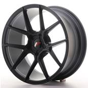 "Jante JAPAN RACING JR30 18"" x 8,5"" Multi Perçage ET 40 Black"