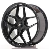 "Jante JAPAN RACING JR34 19"" x 8,5"" Multi Perçage ET 35-40 Black"