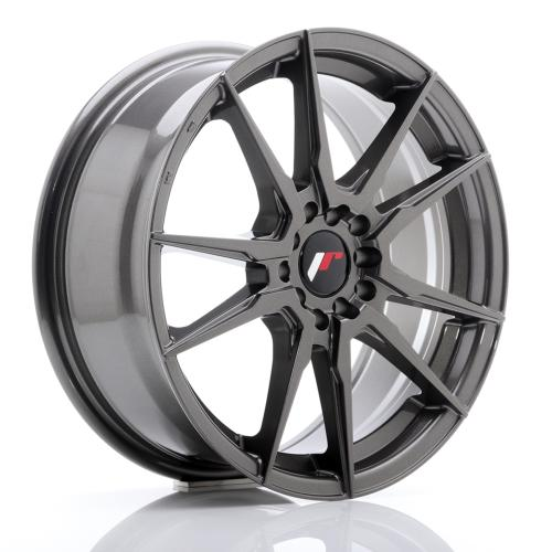 Jante JR Wheels JR21 17x7 ET40 5x108/112 Glossy Black