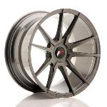 Jante JR Wheels JR21 18x9,5 ET20-40 Blank Hyper Gray